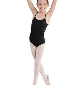 Bloch/Mirella Bloch Plie Thin Strap Dance Leotard