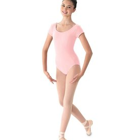 Bloch, Mirella, Leo, Dance Now Mirella Aspire! Ladies Cap Sleeve Leotard