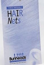 Capezio & Bunheads Dark Brown Hair Nets - BH423