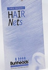 Capezio & Bunheads Black Hair Nets - BH424