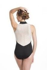 Ainsliewear AW1062DS G-Zip Front/Daisy lace - MC
