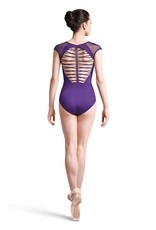 Bloch, Mirella MJ7201 Braid Back Cap Slv