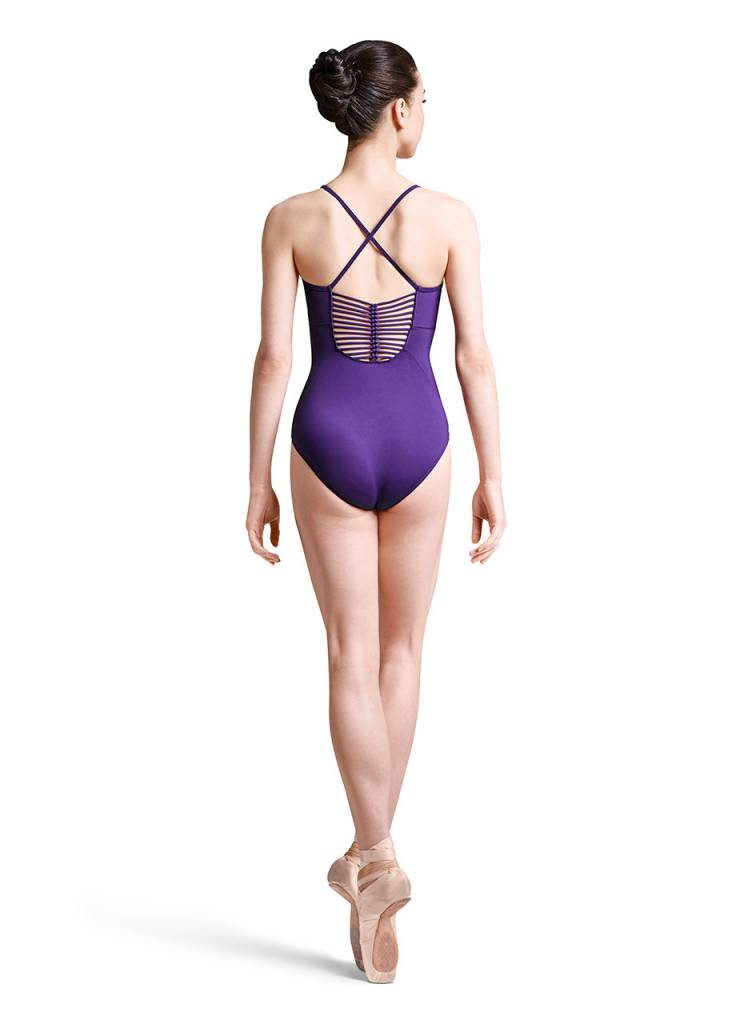 Bloch, Mirella MJ7199 X-Back Cami Leo