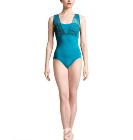Bloch, Mirella, Leo, Dance Now MJ7198 Twin Keyhole Bk Tank