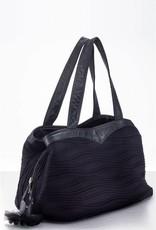 Wear Moi DIV66-Wave Bag - Blk/Prune