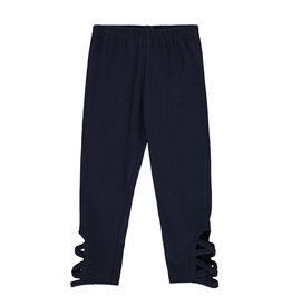 Blu Legging capri/Blu
