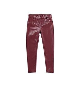 Blu Pantalon cuirette/Blu