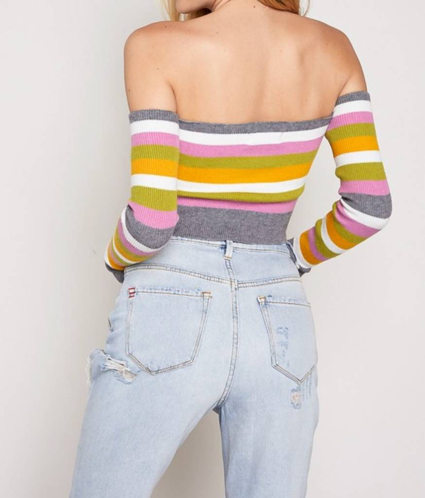 Lizzie Crop Sweater