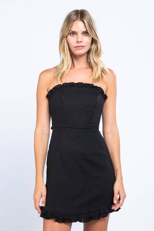 Gabby Tie-Back Dress