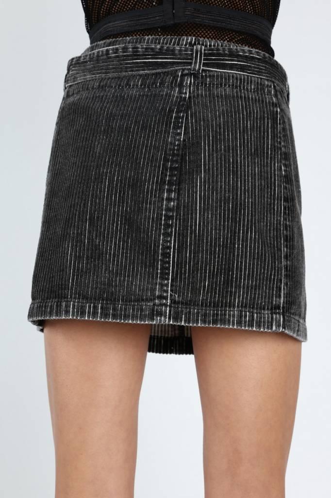 Carson Corduroy Skirt