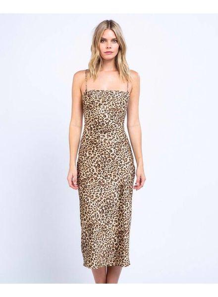 Nine Lives Slip Dress