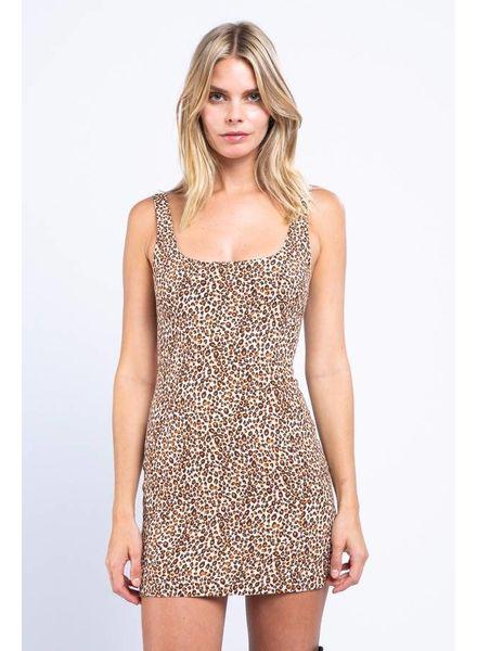 Wild Cat Tank Dress