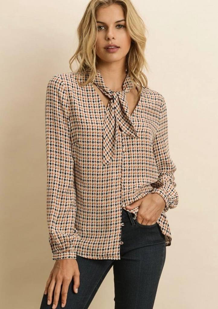 Carrie-Anne Blouse