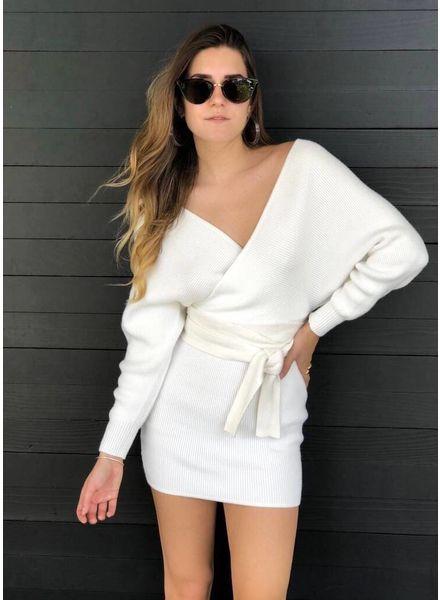 Leah Sweater Dress