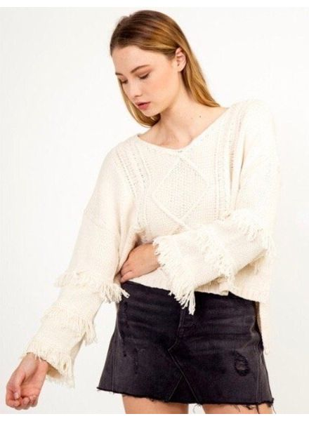 Frost Bite Sweater