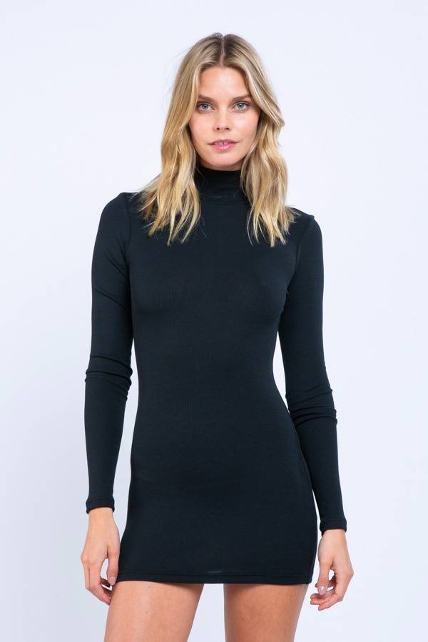 Jude Stretch Knit Dress