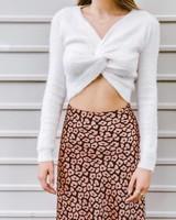 Adalyn Crop Sweater