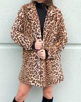 Alley Cat Fur Coat