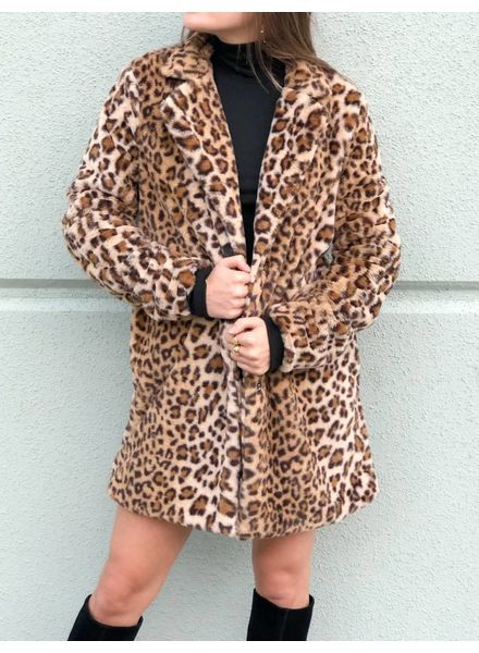 Alley Cat Fur Coat