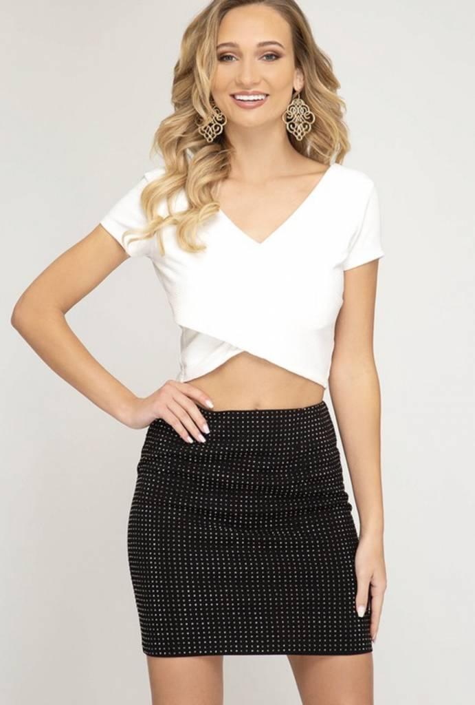 Tiny Sparks Skirt