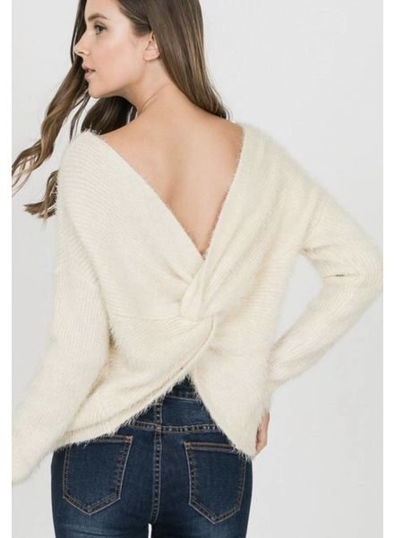Aspen Fuzzy Sweater