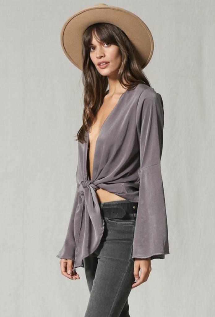 Fabiene Bell Sleeve Top