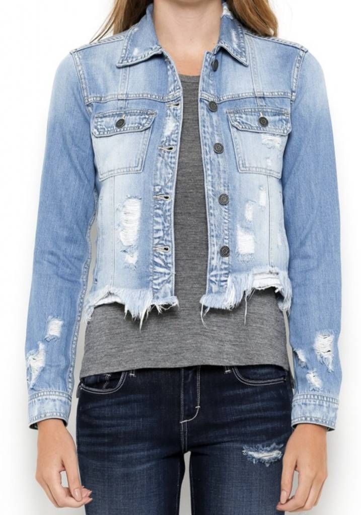 Road Tripper Denim Jacket