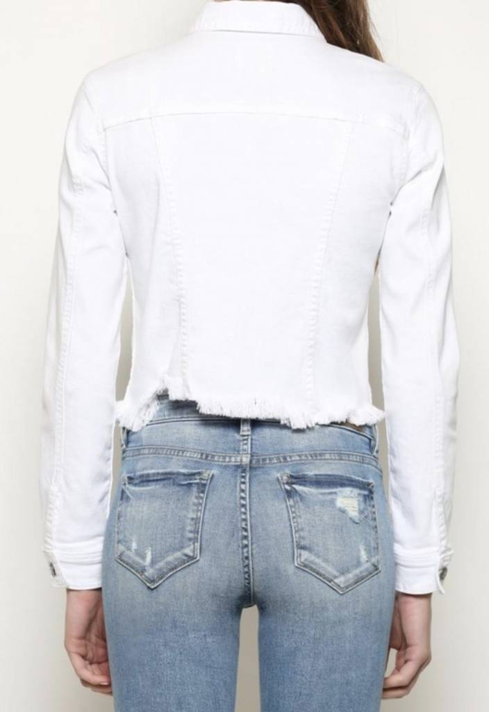 A-List Denim Jacket