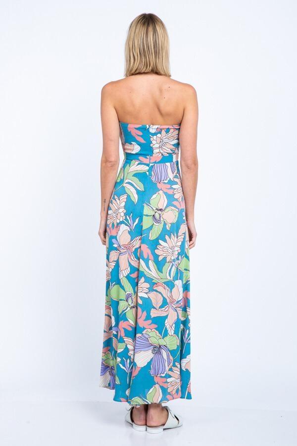 Naples  Maxi Dress
