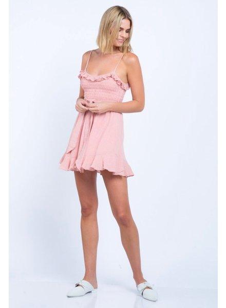 Karlie Smocked Dress