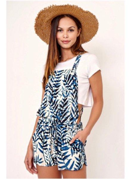 Palm Breeze Shortalls