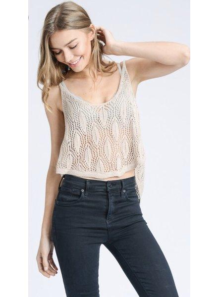 Bree Crochet Top