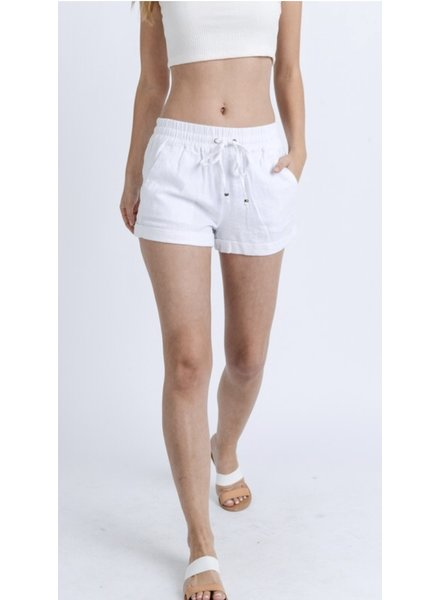 Seaside Linen Shorts