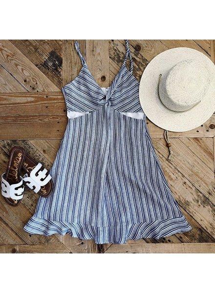 Tonya Striped Dress