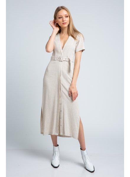 Brielle Linen Dress