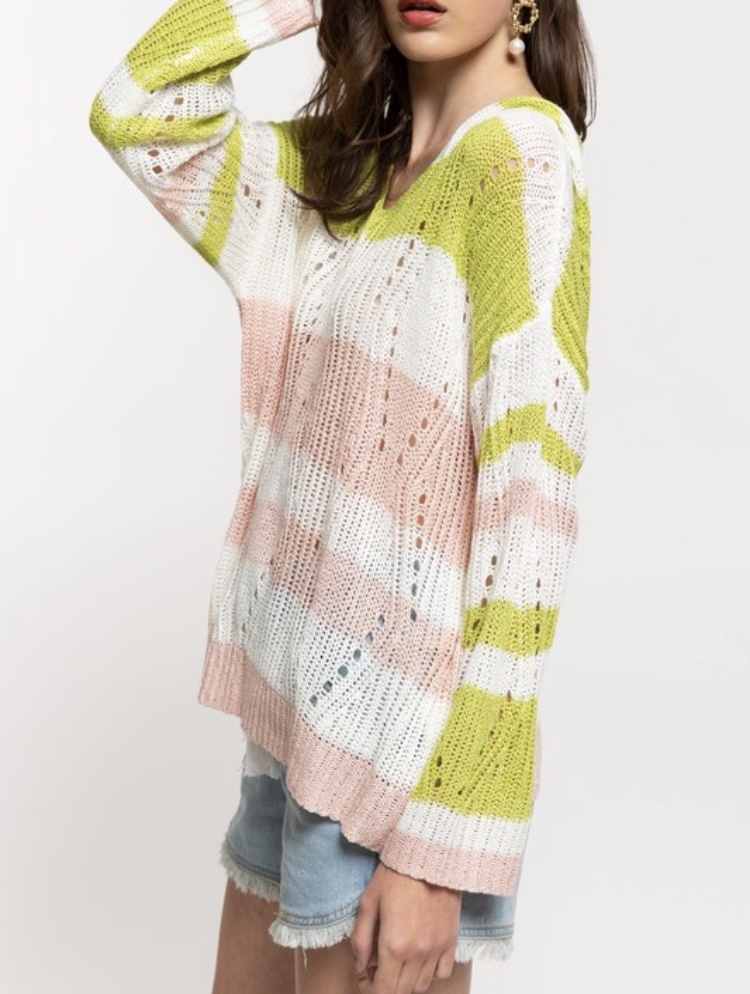 Cape Cod Knit Sweater