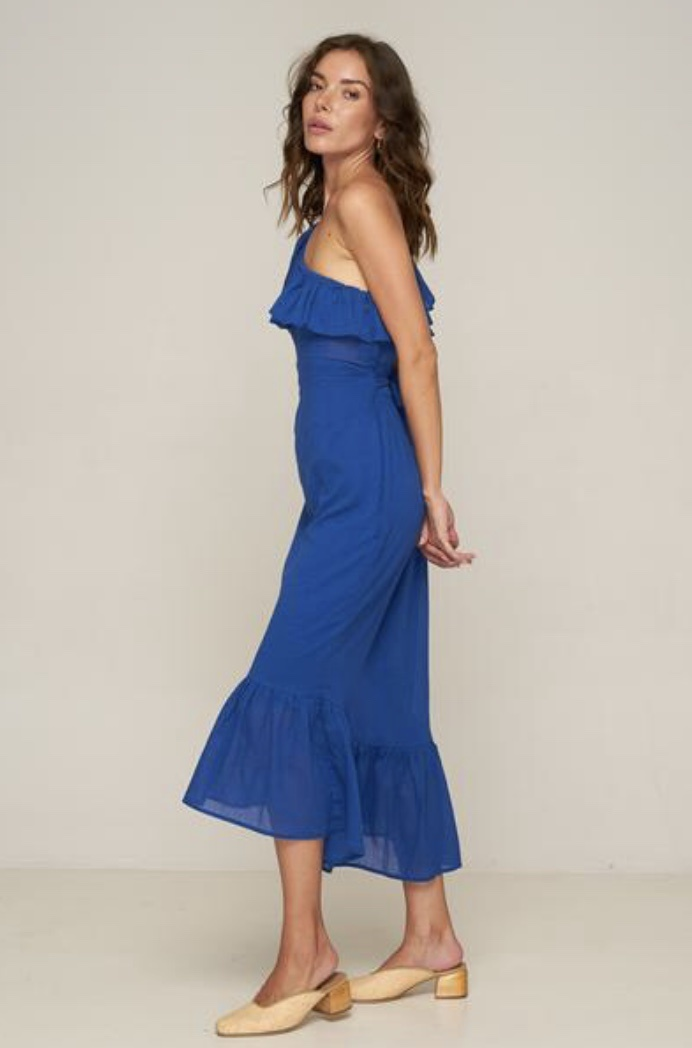 Westcott One Shoulder Dress