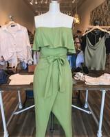 Thea Linen Dress