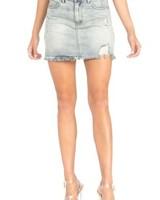Cassie Denim Skirt
