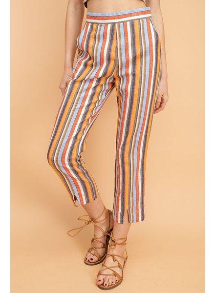 Sahara Striped Pants