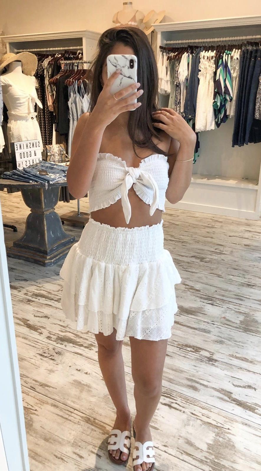 Leila Skirt