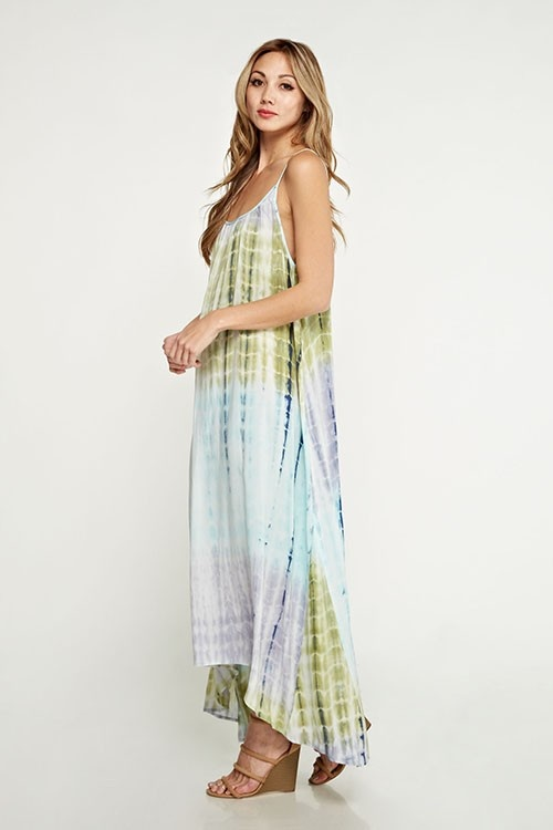 Abacos Maxi Dress