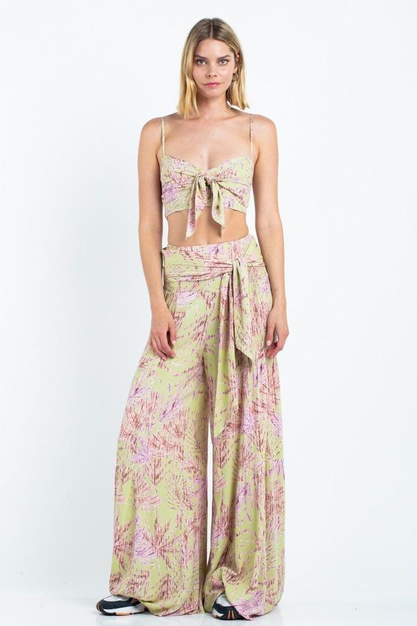 Tropical Vibes Pants