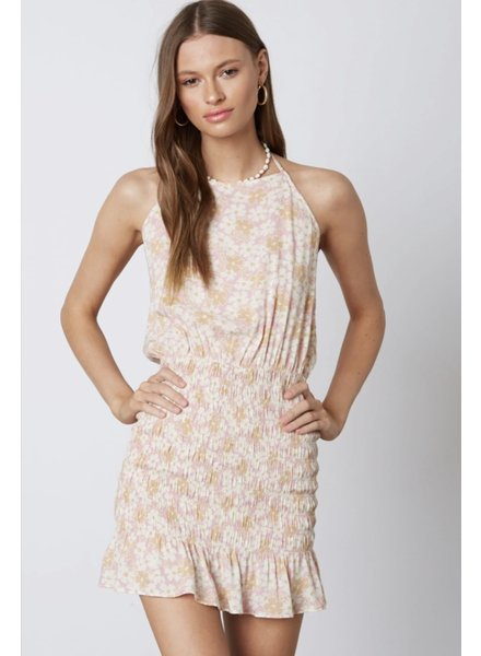 Kayden Smocked Dress