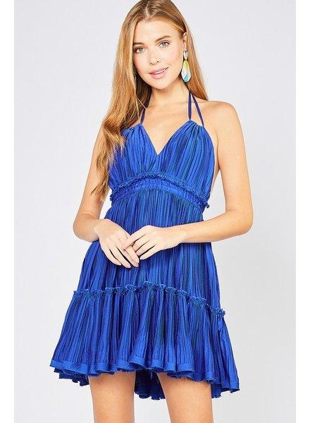 Ezra Pleated Dress