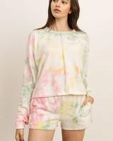 Sunday Tie-Dye Sweatshirt