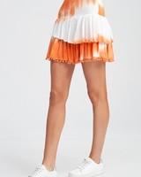 Orange-Kissed Skirt