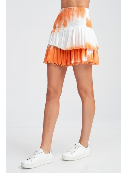 Orange-Kissed Skirt