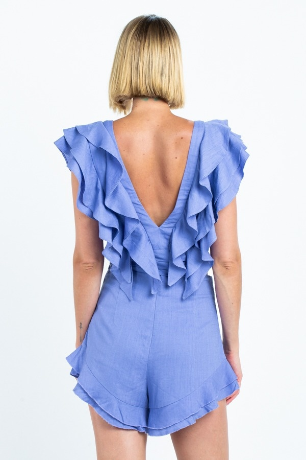 Marseille Linen Shorts