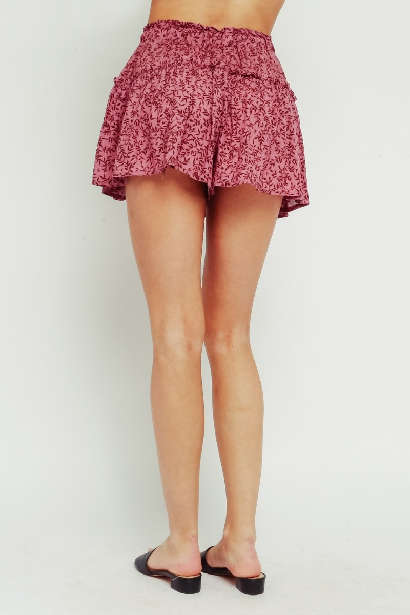 Berry Crush Shorts
